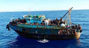 Europa continua a ser atrativa para migrantes