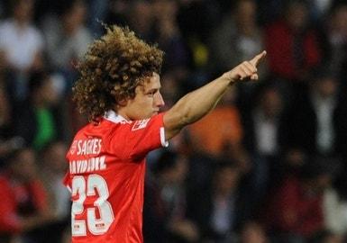 David Luiz não defronta o Arouca