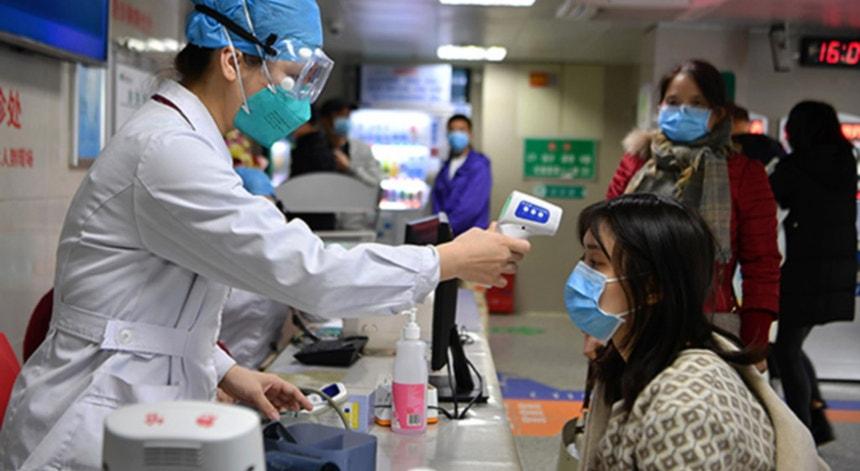 Na China a palavra de ordem é prevenir