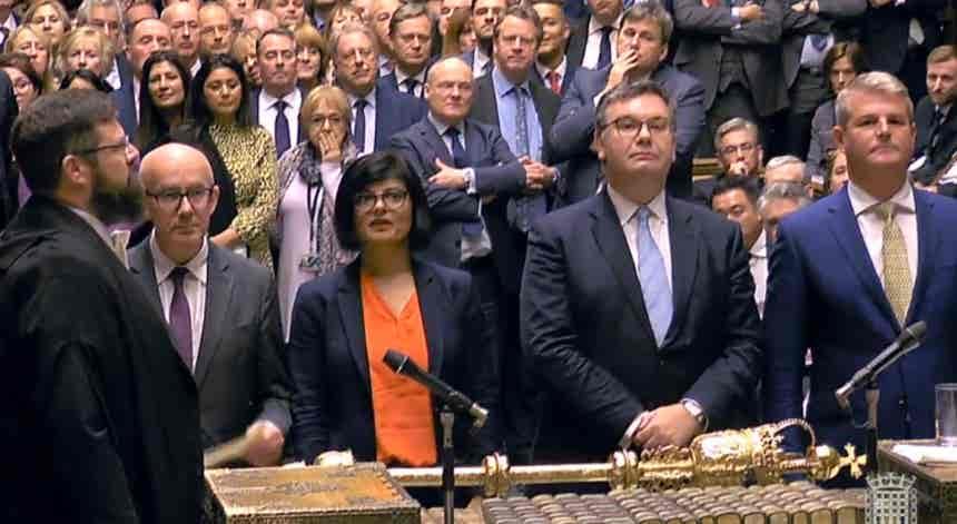Bruxelas quer informações urgentes do Governo britânico