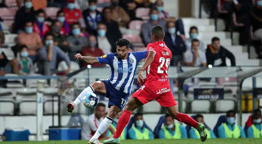 Gil Vicente - FC Porto, I Liga em direto