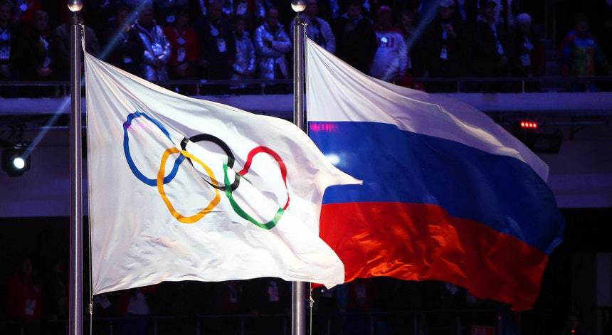 A Rússia está fora das principais competições internacionais por quatro anos