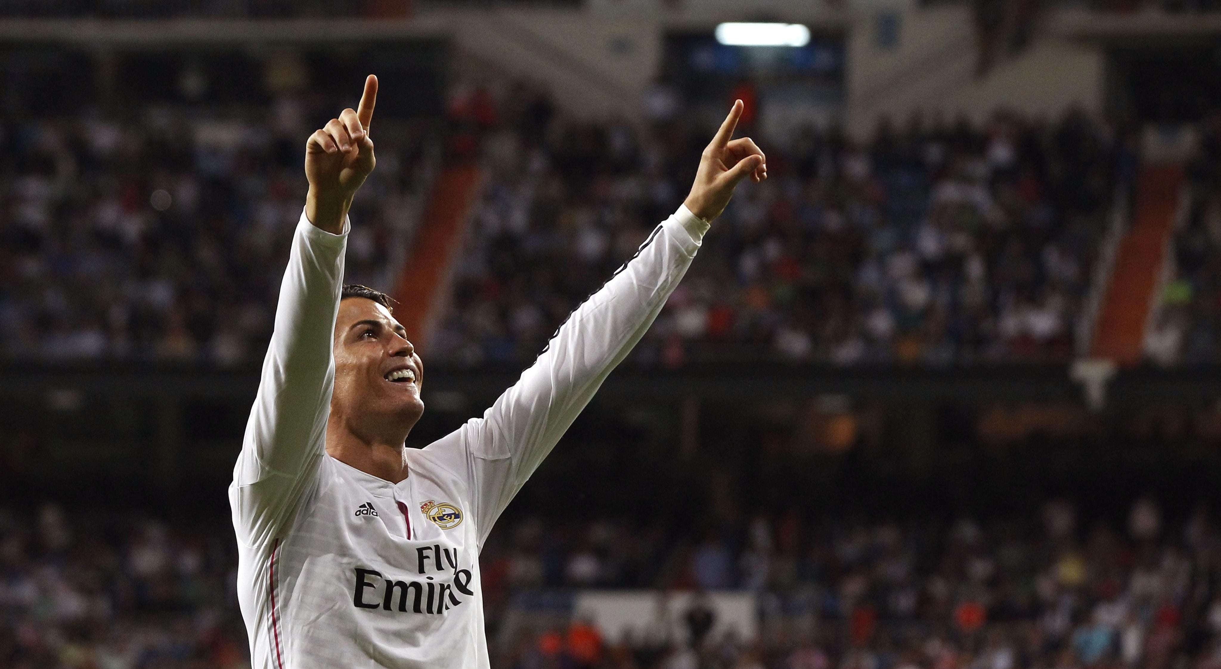 Cristiano Ronaldo quer sair do Real Madrid