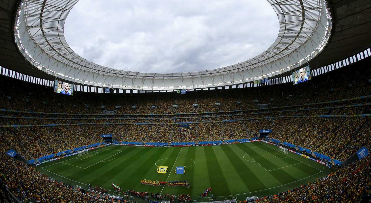 21.º Campeonato do Mundo... mas o 22.º jogo de abertura