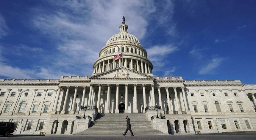 Imagem de arquivo do Congresso norte-americano