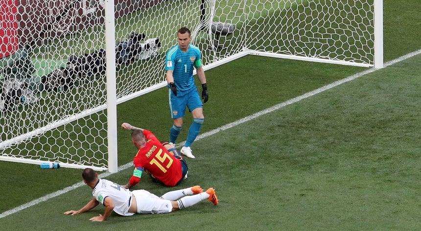 e72e83151d Espanha - Rússia. Terminou o jogo - Mundial 2018 - Desporto - RTP ...