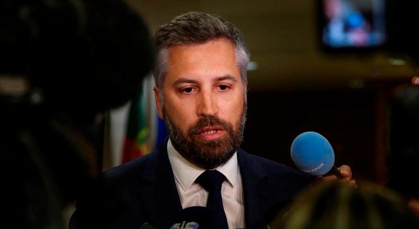 """""""É óbvio que nós não estávamos à espera deste desfecho"""", confessou o ministro das Infraestruturas"""