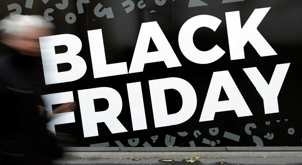 Black Friday também serve para dinamizar comércio local