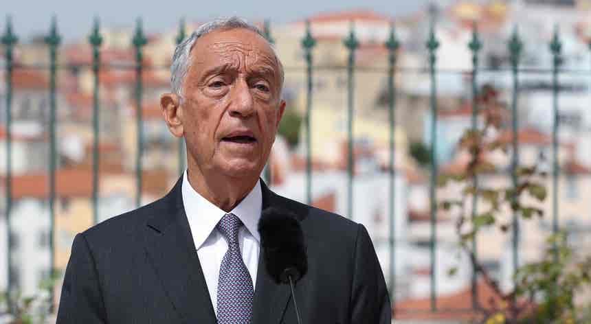 PR faz declaração ao país depois de propor renovação do estado de emergência