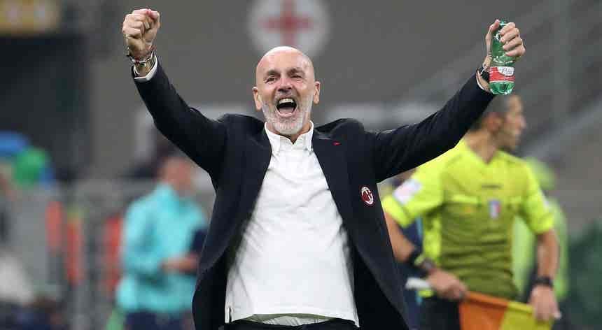 """Treinador do AC Milan diz que jogos com FC Porto """"serão decisivos"""""""