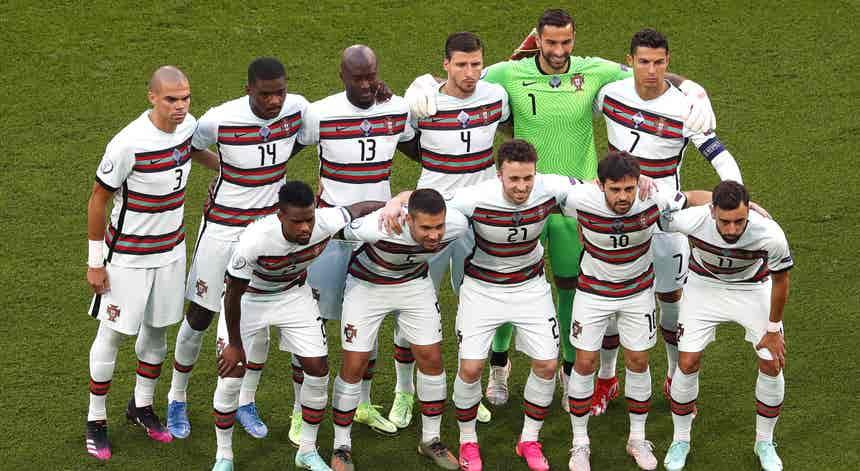 Euro2020. Portugal com teste de fogo em Munique diante da Alemanha