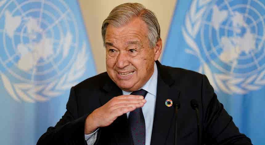 76.ª Assembleia Geral arranca hoje com relatório de Guterres