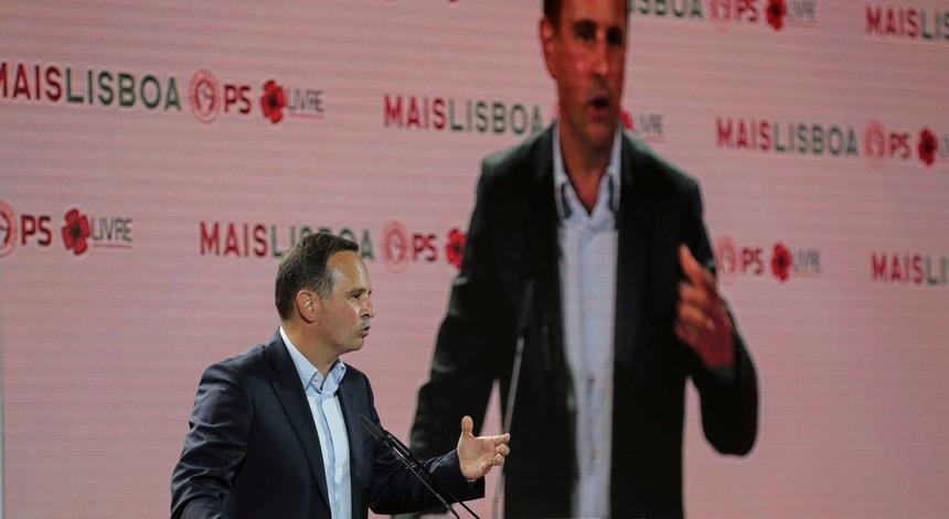 Fernando Medina, na câmara de Lisboa desde 2013, deverá renovar o mandato