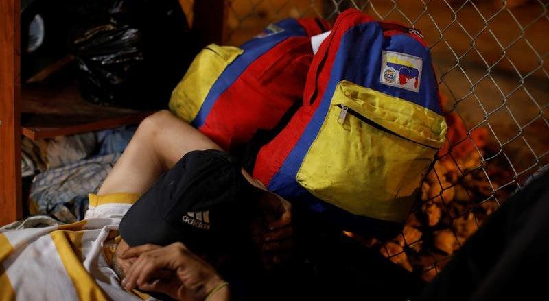 Colômbia acusa guerrilha comunista de recrutar refugiados venezuelanos fc26db4d283