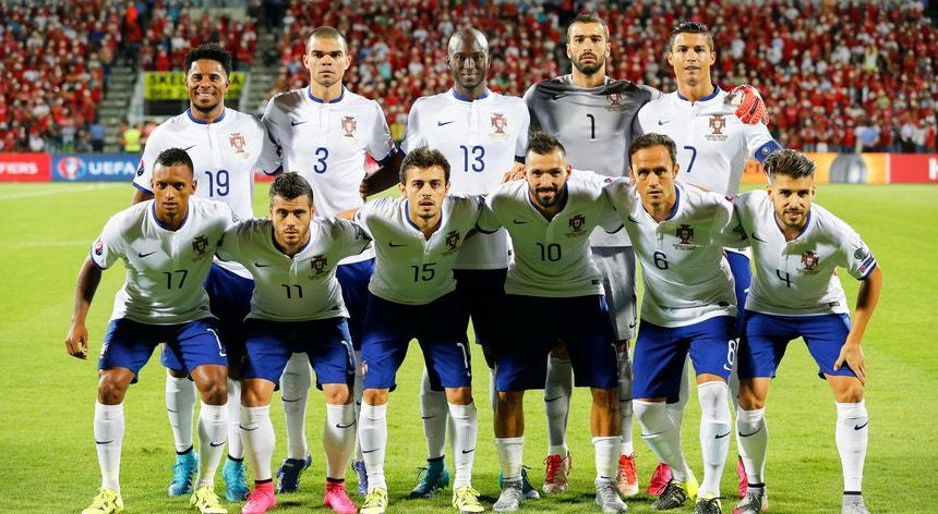 Portugal é agora a sétima melhor seleção do mundo