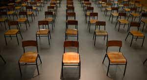 Greve climática. Alunos do ensino básico e secundário iniciam hoje greve permanente às aulas
