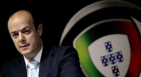 Mário Figueiredo é o único candidato à Liga