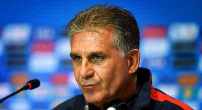 Carlos Queiroz deixou a seleção da Colômbia