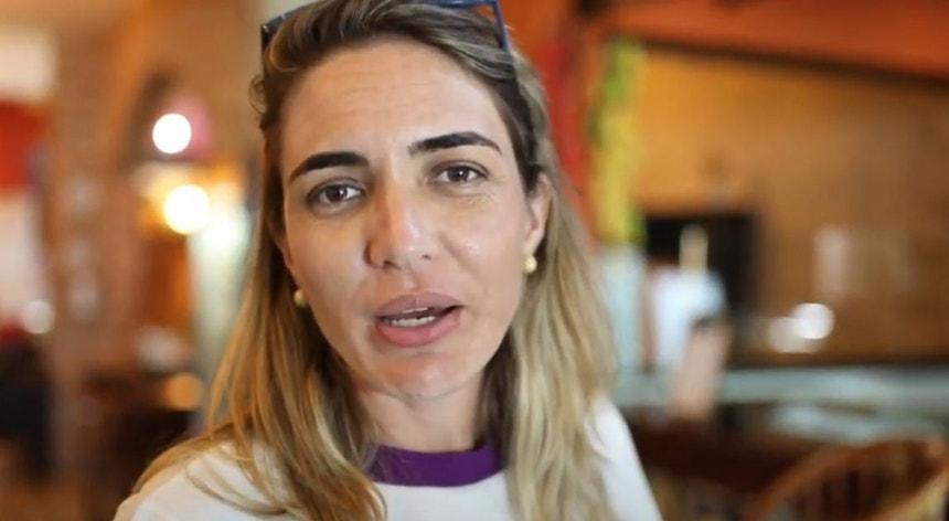 """A """"blogger"""" Monique Baptista Aguiar vai coordenar a Fundação Nacional de Artes do Brasil"""