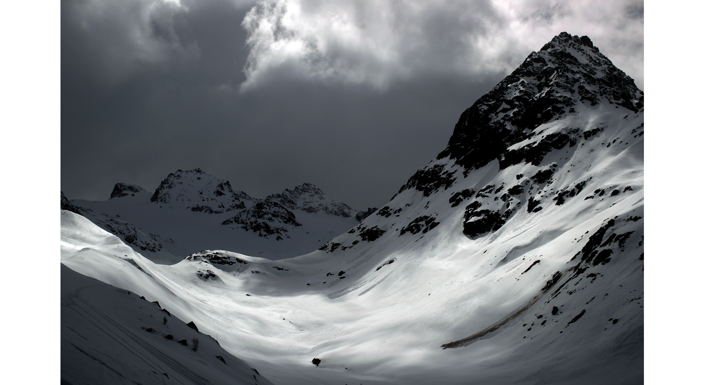 Glaciar Jamtalferner na Áustria a 24 de abril de 2019 /Lisi Niesner - Reuters