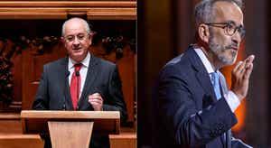 Chumbo Orçamental e liderança do PSD. Rio e Rangel tomam posições