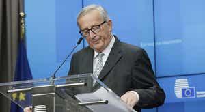 Na despedida, Juncker emocionou-se e elogiou cooperação com Portugal