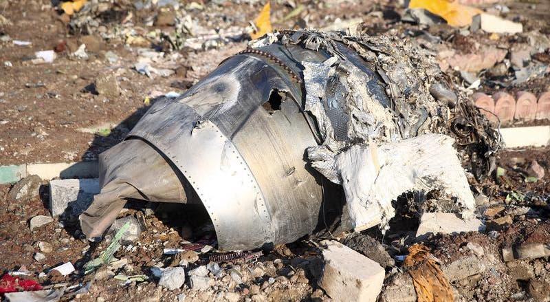 Resultado de imagem para Avião ucraniano que caiu não chegou a pedir ajuda, mas tentou voltar ao aeroporto de Teerão