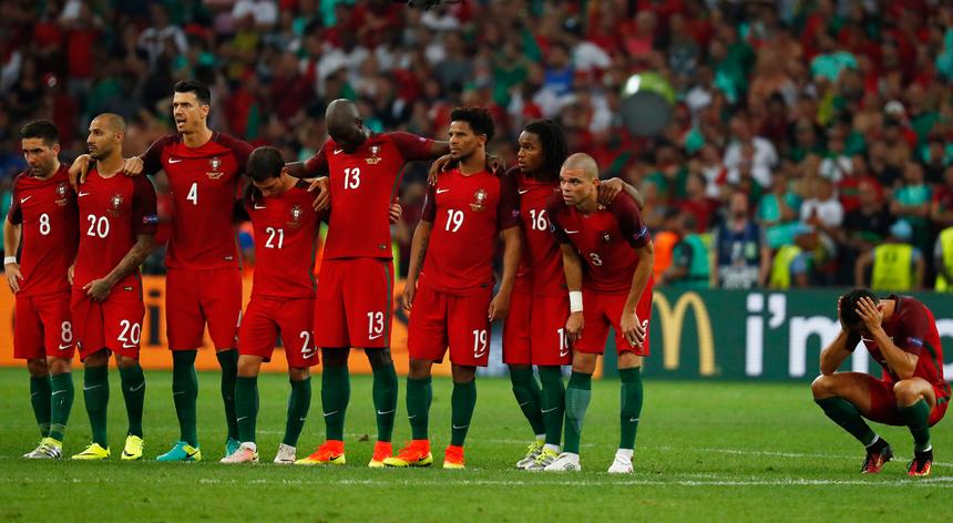O percurso de Portugal no Euro 2016 - Euro 2016 - Desporto - RTP ... 16636c1f39928