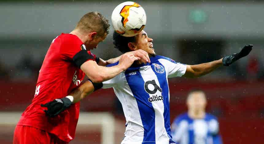 FC Porto - Bayer Leverkusen, a Liga Europa em direto