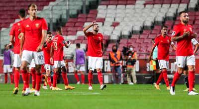 Benfica procura manter pleno de vitórias no campeonato na receção ao Belenenses SAD
