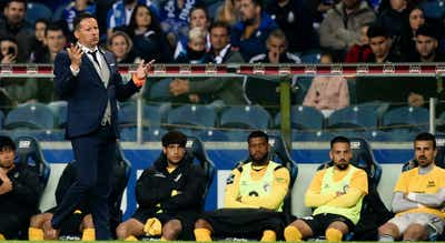 Paulo Sérgio diz que Portimonense está empenhado em alcançar primeira vitória em casa
