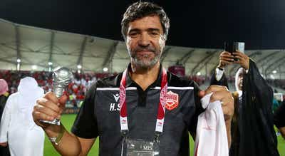 Hélio Sousa leva Seleção do Bahrain à conquista da Taça do Golfo