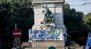 Matosinhos também foi tema na manifestação pelo ambiente