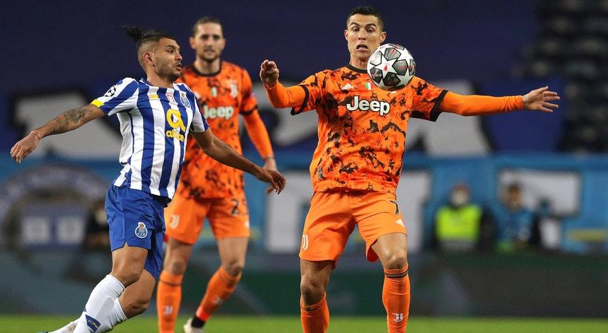 FC Porto e Juventus correm por um lugar nos quartos de final da prova milionária