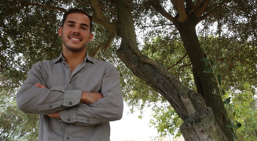 Yuri Ribeiro tenta dar nova direção à carreira e falou em entrevista à RTP