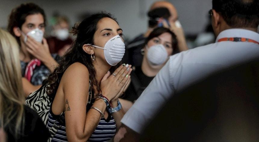 Os mexicanos agarram-se à fé para tentar ultrapassar os dias difíceis da pandemia