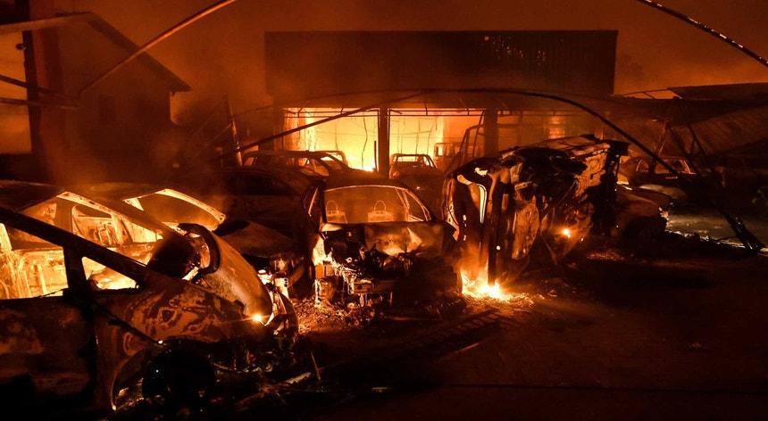 O Tribunal de Contas diz que faltam concretizar medidas aprovadas sobre os incêndios de 2017