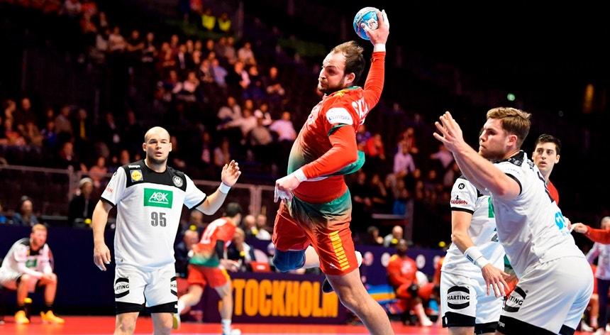 Resultado de imagem para Europeu de Andebol: Portugal perde com Alemanha e termina no sexto lugar