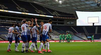 FC Porto - Farense, I Liga em direto