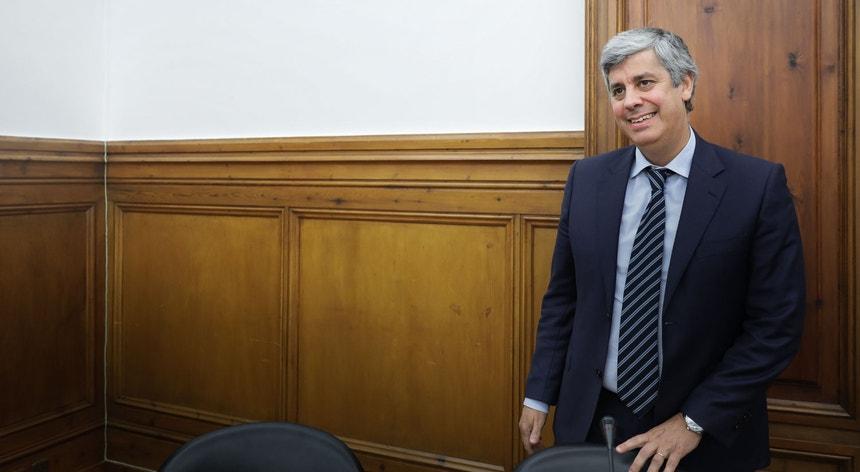 """Os cargos de presidente do Eurogrupo e de ministro das Finanças """"não são mutuamente exclusivos"""""""