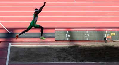 Pichardo já está qualificado para as grandes competições de atletismo de 2022