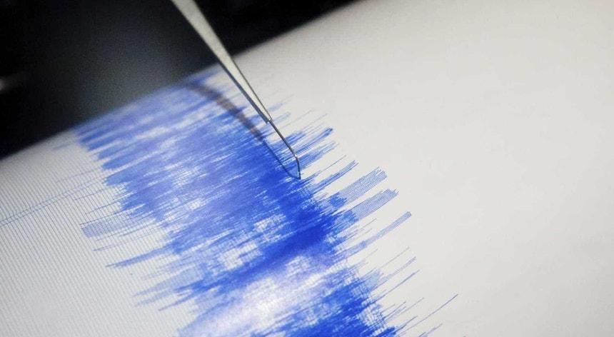 Os sismos não provocaram vítimas