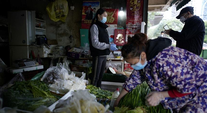 Os chineses não facilitam na hora de prevenir a doença