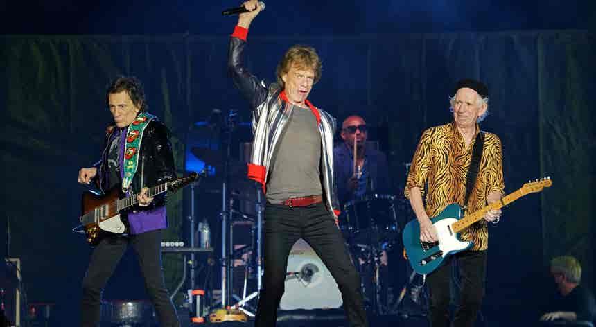 EUA. Stones na estrada sem Charlie