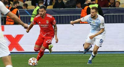 Nemanja Radonjic falha receção do Benfica ao Boavista