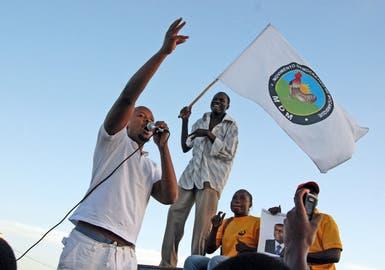 Azagaia durante o concerto de 29 de Agosto em Maputo