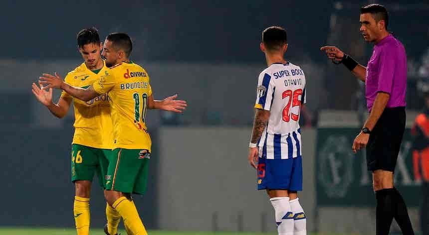 Paços de Ferreira - FC Porto, I Liga em direto