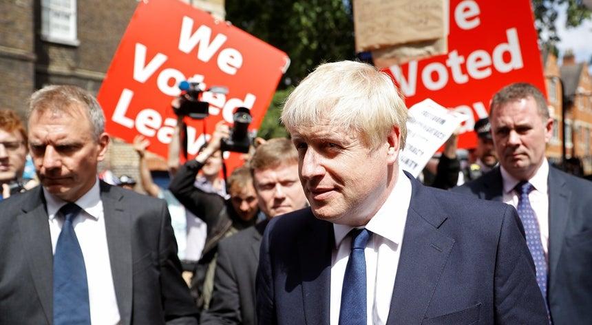 Boris Johnson eleito líder do Partido Conservador. Será o novo primeiro-ministro britânico