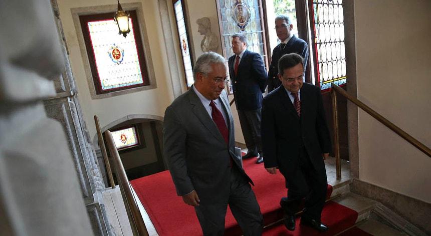 António Costa foi esta terça-feira indigitado como primeiro-ministro do XXI Governo Constitucional.