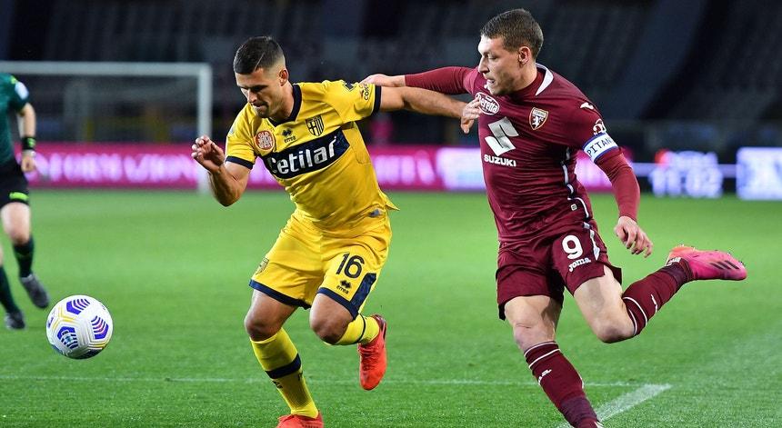 O Parma não resistiu à concorrência e caiu para a Serie B italiana